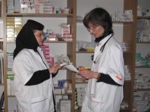 """Centrul de Asistenţă Medico – Socială """"Sf. Pantelimon"""""""